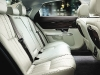 Luxury Jaguar XJL, extra legroom in the backseat