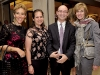 Connie Putterman, Jo Schneeweiss, Consul General DJ Schneeweiss and Wendy Posluns