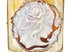 Geminis will fall for this unexpected take on the traditional cameo brooch | Classic Collections, classiccollectionsofpalmbeach.com