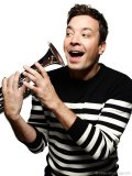 Late-night funny man Jimmy Fallon gets a hoot out of fun, silly comedy