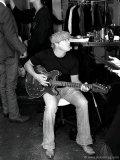 john allan with guitar