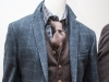 Abboud encourages every man to have  at least one great-fitting suit in his closet