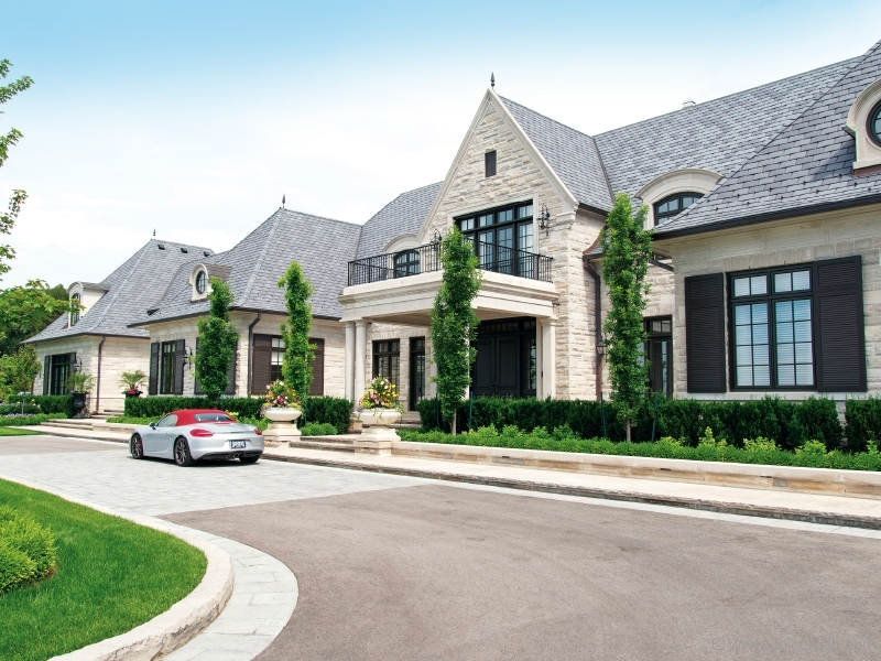 Frank campoli of jtf luxury homes dolce luxury magazine for Dream builders homes