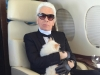 Photos Courtesy Of www.instagram.com/karllagerfeld