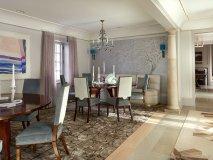 katherine newan design dining room