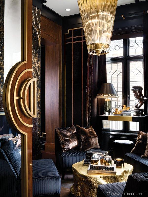 Interior Designer Lori Morris: Dolce Luxury Magazine