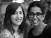 Sathya Balakumar & Heather Green of Lakum Collection