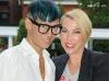 Stephen Wong and Lisa Tant