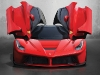 The LaFerrari is the latest  iteration in Ferrari's special limited  series; only 499 are being built