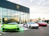 Lamborghini New Dealership Exterior