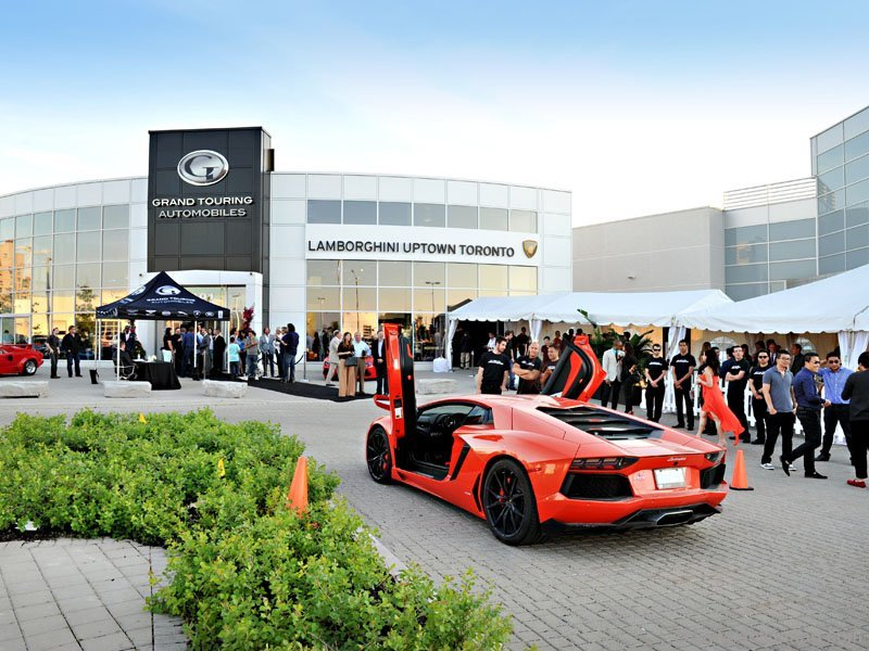 Exotic Car Dealership Virginia Beach