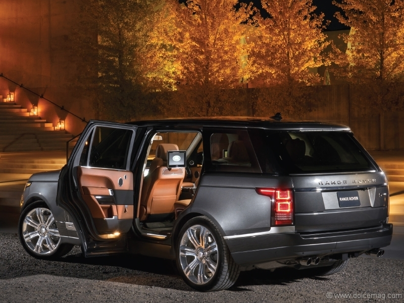 The New Range Rover Autobiography