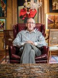 toronto collector larry mogelonsky who has a penchant for works by canadian artist miller brittain