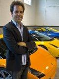 Noah Lehmann-Haupt, the founder and CEO of Gotham Dream Cars.
