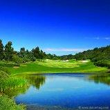 Championship Tom Fazio-designed golf course.