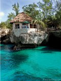 The Rockhouse Hotel is spread harmoniously along the contours of Negril's stunning cliff line.