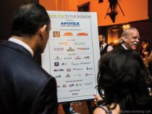 Overwhelming support from 30 sponsors, including presenting sponsor Apotex