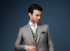Anthony Adebo, creative director of London-based luxury menswear brand Kingdom