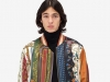 2. This Scarf Patchwork Printed Bomber jacket will make a statement when you walk into a room.