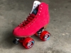 5. You can race around L.A. in this SK8 Fanatics' red Boardwalk Skate. It's back in stock now.