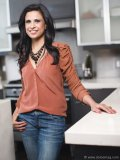 Zahra Al-Harazi, co-founder, creative director and CEO of Foundry Communications, a Calgary-based design agency.