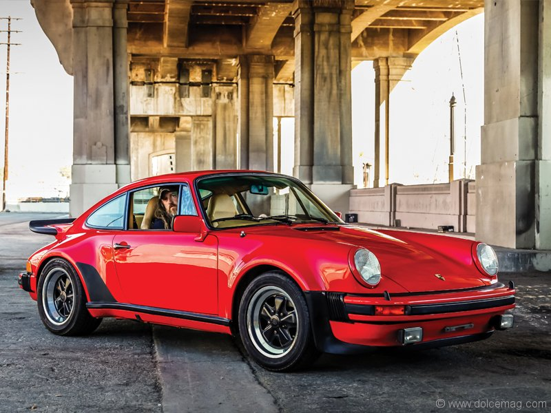 930 Turbo Porsche For Sale >> Magnus Walker – What's Driving the Urban Outlaw? | Dolce Luxury Magazine