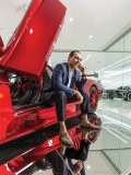 Commercial real estate entrepreneur Manny Khoshbin has a need for speed. His exotic car collection includes four McLarens, two Bugattis and an upcoming Pagani Huayra Hermès Edition