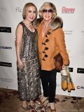 Event co-chair Lisa Corbo and fashion entrepreneur Catherine Hill