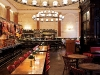 Martin Brudnizki began working with chef Jamie Oliver in 2007 and hasn't stopped since. Jamie's Italian restaurant on Threadneedle Street  in London is just one of many locations MBDS has designed.