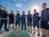 Francesco Malingri, Francois Robert, Oliver Herrera, Giovanni Soldini, Guido Broggi, Jean-Baptiste Le Vaillant, Carlos Hernandez