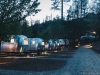 M-Rad recently finished work on a number of luxury mobile units in California's Yosemite National Park  | Photo by Kristopher Grunert