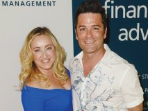 Shantelle Bisson and Yannick Bisson