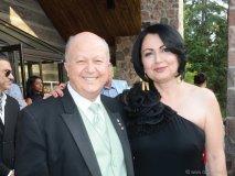 Sam Ciccolini and Tina Tehranchian