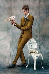 tiger of sweden suit and cinque dress shoes
