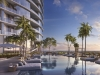 The Ritz-Carlton Residences, Sunny Isles Beach, offers state-of-the-art spa facilities, private beach amenities, indoor and outdoor bar areas and more | Renderings courtesy of Fortune International Group
