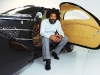 Car collector and museum owner Elo, the founder of Miami Supercar Rooms