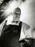 Renowned for his gastronomic ingenuity,  the late James Andrew Beard\'s legacy lives on. Photo by Ken Steinhoff
