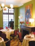 Beard House dining room. Photo by David Vogel