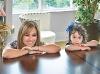 Moe Razi and daughter Audrey