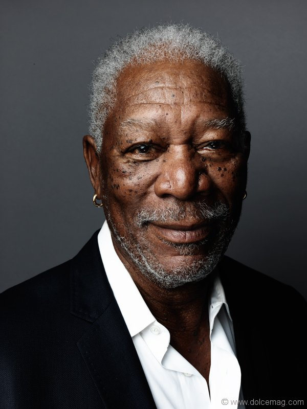 What contributions has morgan freeman made to MS?