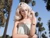 California dreaming / Eyes: Black Cake Eyeliner, Ice and Canvas Eye Colors; Lips: Charm & Sandy Beach Lipstick; Cheeks: Sweet Cheeks Color Creme