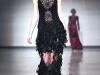 nadya tota designe black dress