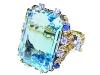 sapphire dimond ring