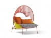 3. ROCHE BOBOIS TRAVELER OUTDOOR ARMCHAIR: Tanning days are upon us, and a great way to enjoy them is with the Roche Bobois Traveler Outdoor Armchair - www.roche-bobois.com | Photo courtesy of Roche Bobois