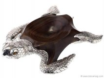This tortoise paperweight will bring balance and interest to any lacklustre desktop. www.vivre.com