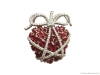 7. WRAPPED HEART BROOCH