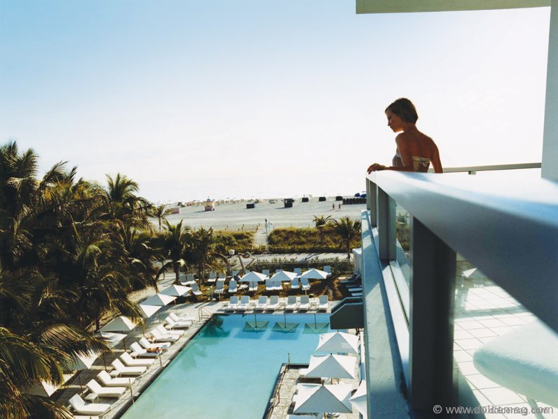 """There's a reason why the Sagamore is known as """"the Art Hotel."""" Home to the Cricket Taplin Collection of contemporary art and bursting with interesting design, this boutique art deco hotel along the shores of Miami Beach has no shortage of style. www.sagamorehotel.com"""