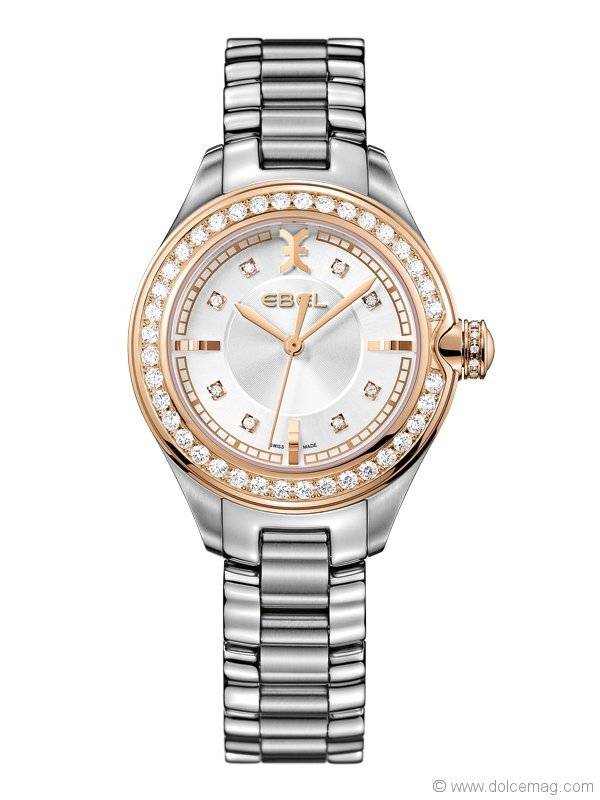 1. RIPPLE EFFECT: Like gentle ripples left by a pebble breaking the surface of still water, the Ebel Onde pulsates with a fluid elegance that's understated and hypnotic. www.finchcentrejewellers.com