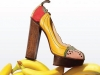 5. TUTTI FRUTTI: Charlotte Olympia draws inspiration from the vibrancy of Brazil for her Let's go Bananas! Collection | us.charlotteolympia.com
