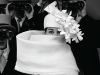 8. OUI OUI, GIVENCHY: The designer's summer-forward hat, captured by photographer Frank Horvat in 1958 | www.izzygallery.com